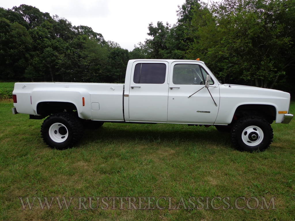 1990 90 Chevrolet Chevy V30 K30 1 one ton 4x4 Four Wheel Drive ...